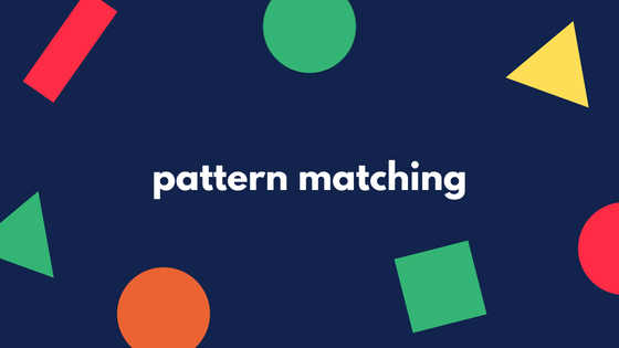 pattern matching in C#