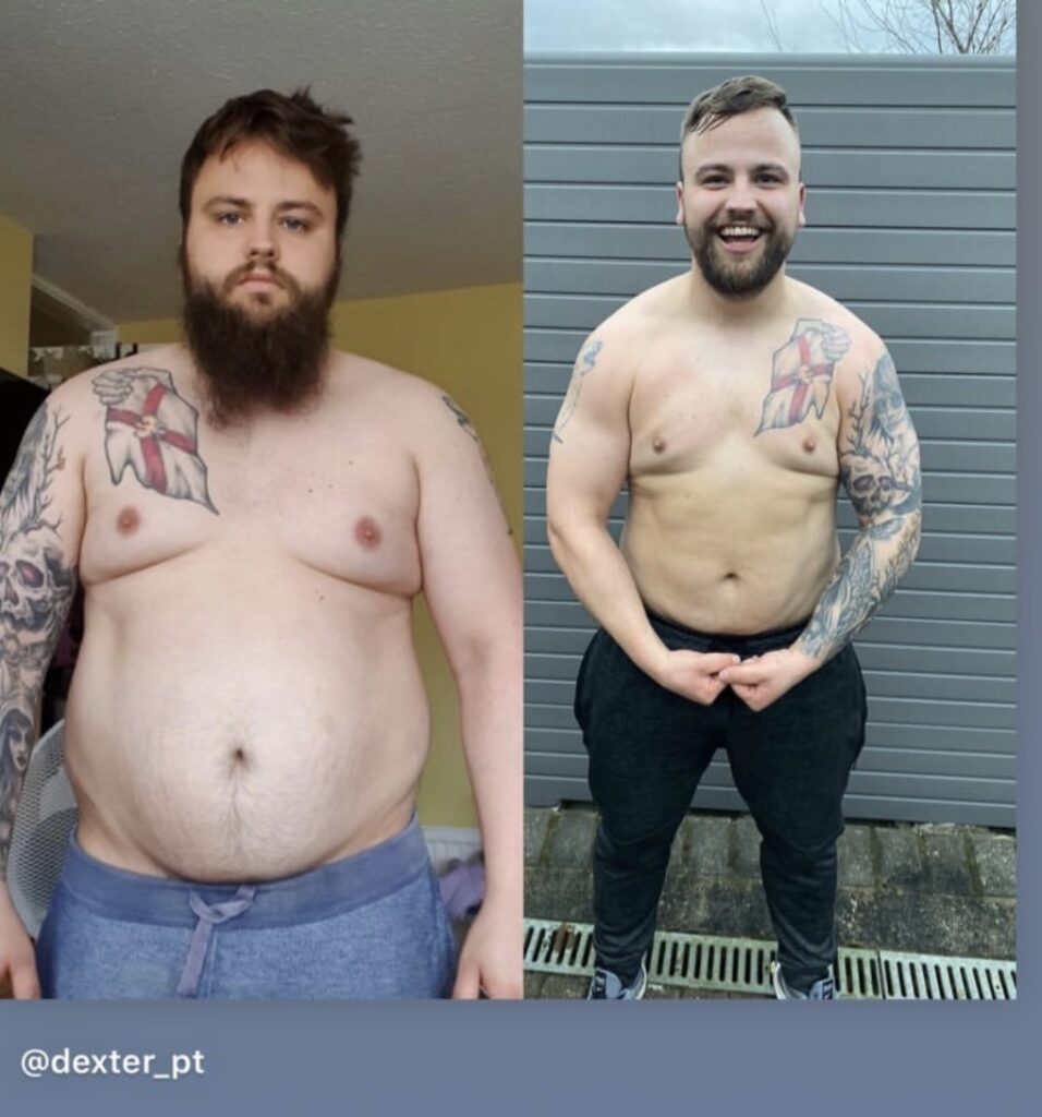 LOST - 25KG