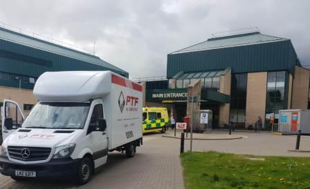 PTF Pharma Antrim Hospital