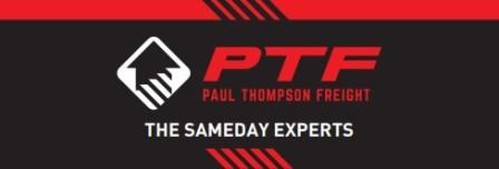 Paul Thompson Freight The Sameday Experts