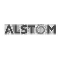 Logotipo Alstom