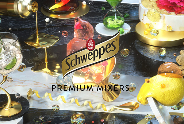 SCHWEPPES PREMIUM MIXERS