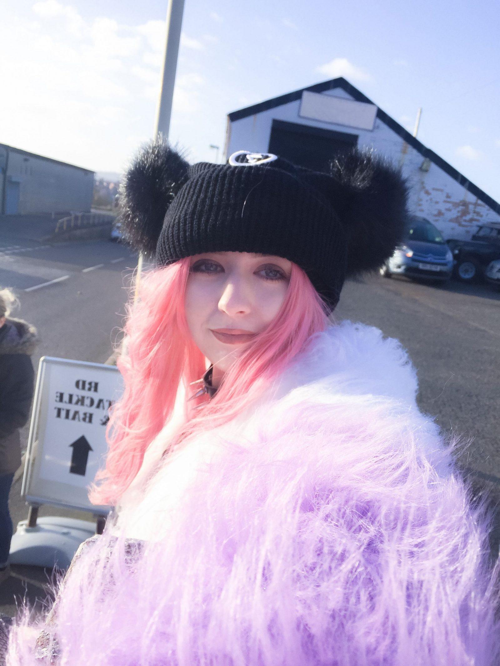 Marilyn Manson Killstar Kayla Hadlington