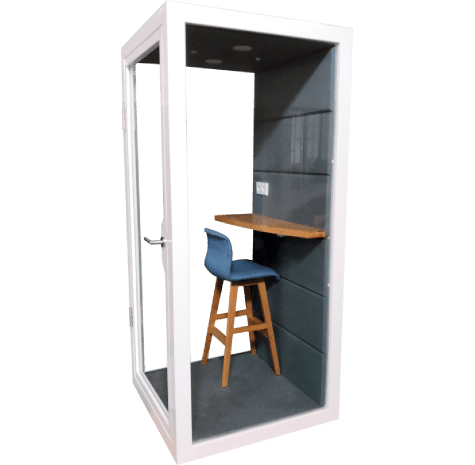 soundproof office phone booths