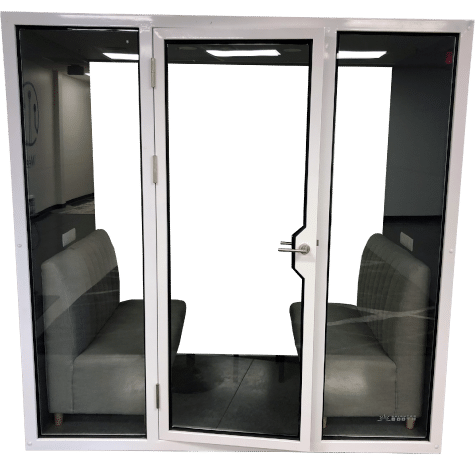 Soundproof Office Meeting Pods
