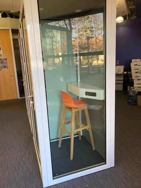 office phone booth