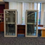 office pod phone booth