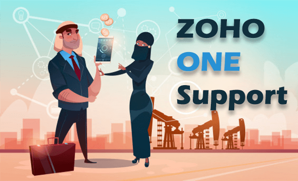 zoho one support
