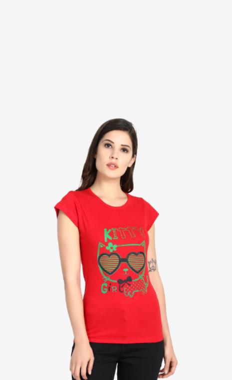Women T-Shirts Online