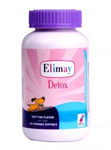 Elimay Detox bottle