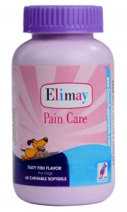 Elimay Pain Care bottle