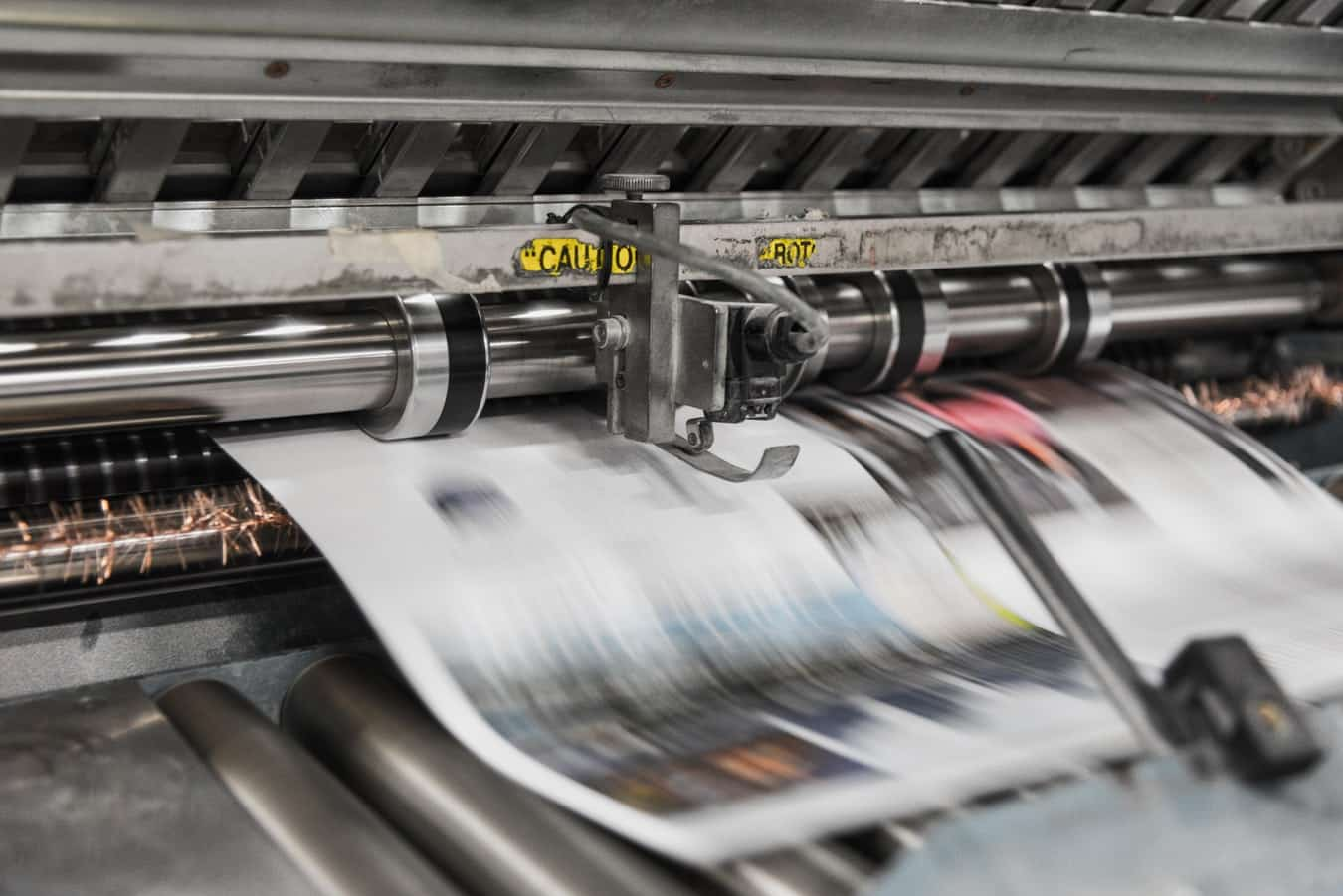 R&D Tax Credits For Printing Companies