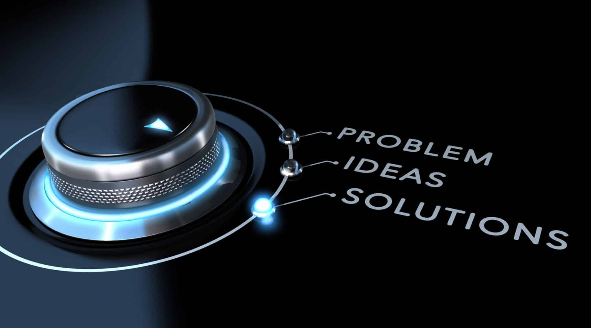 Problems Ideas Solutions