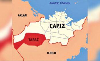 Capiz Map