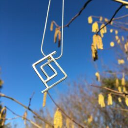 Chilli Designs Angles Pendant