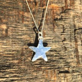 Chilli Designs Silver Star Pendant