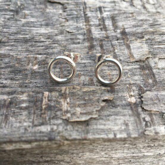 Chilli Designs Circle Ring Studs 1