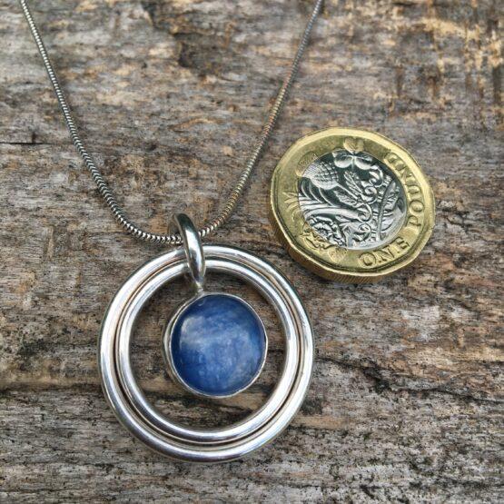 Chilli Designs kyanite pendant
