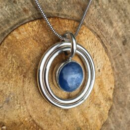 Chilli Designs kyanite pendant