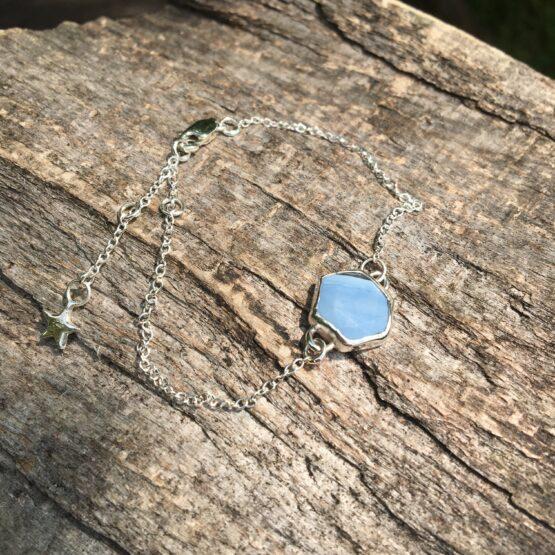 Chilli Designs blue opal bracelet