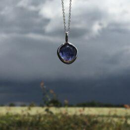 Chilli Designs iolite pendant