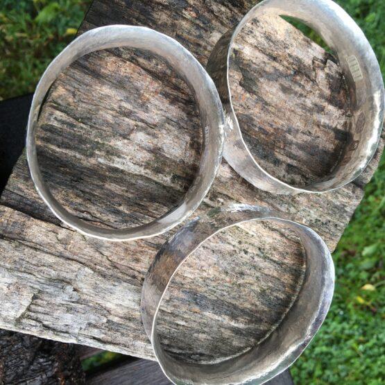 Chilli Designs anticlastic bangles