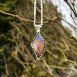 Chilli Designs labradorite kite necklace