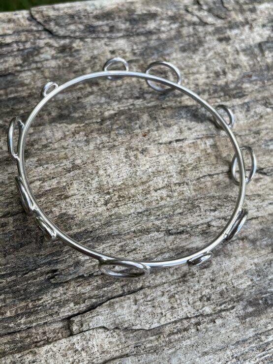 Chilli Designs circles bangle