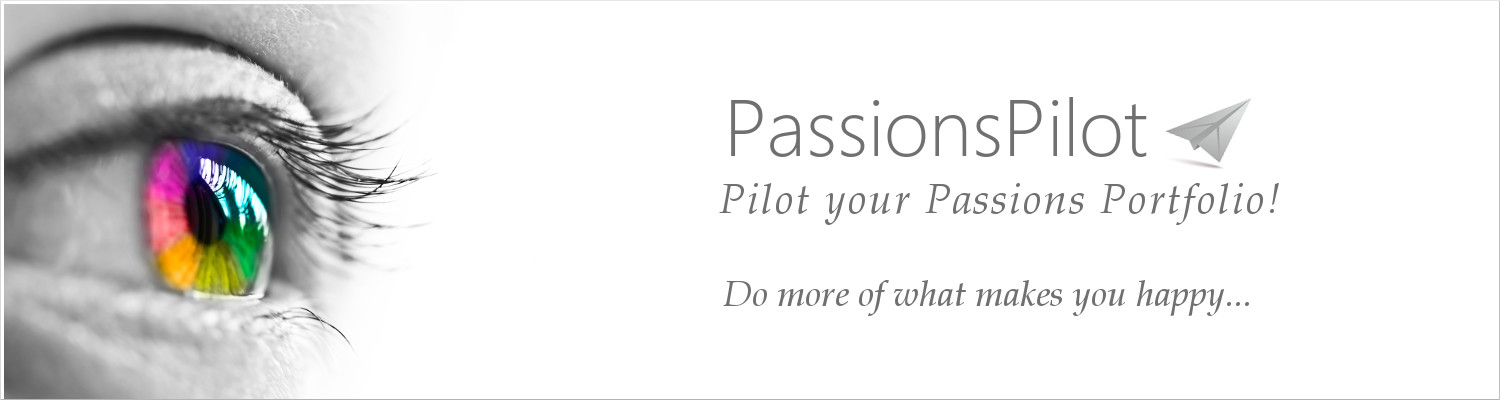 Passions Pilot: Do more of what makes you happy