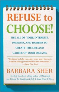 Book Refuse to choose - BarbaraSher