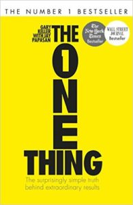Book The One Thing - Gary Keller