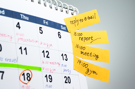 7 reasons why scheduling your tasks list doesn't work