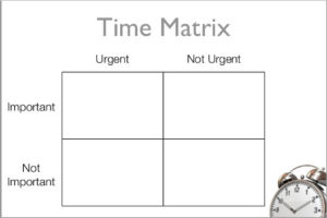 16-3 Urgent vs important tasks: What to do first?