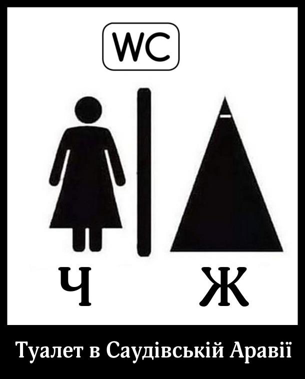 Гумор про туалети