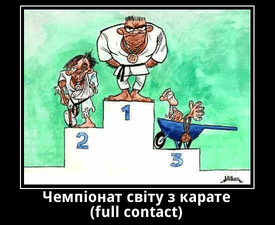 Чемпіонат світу з карате