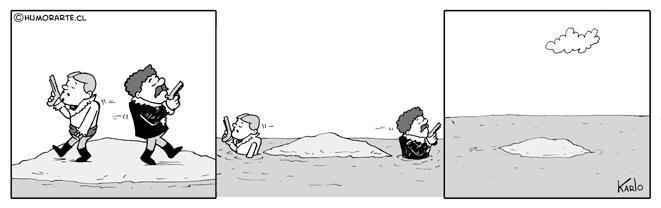 Дуель на острові