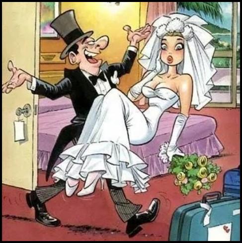 Перша шлюбна ніч