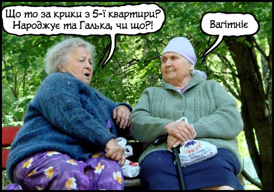 Бабусі
