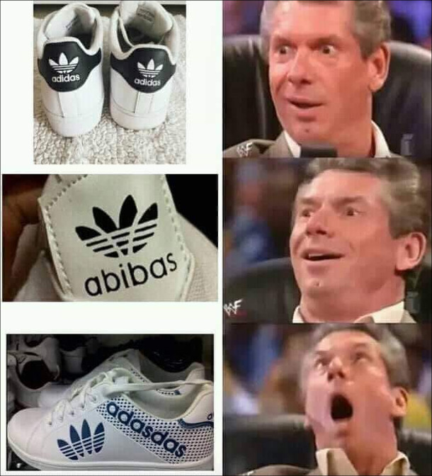 Мем Підробки adidas. Adidas, abibas, adasdas