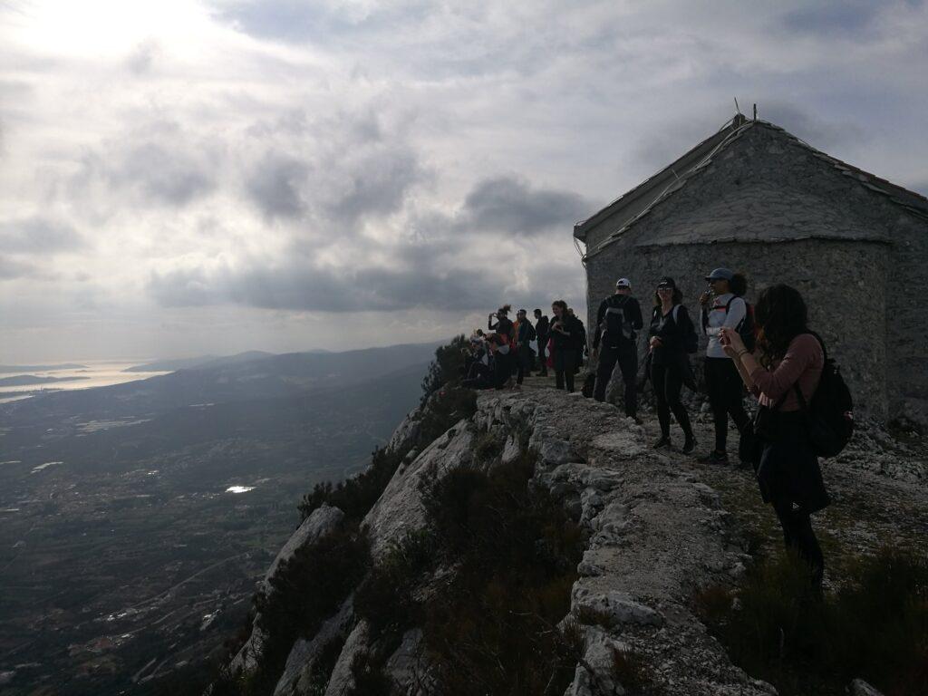 Crtica iz dnevnika planinarske škole