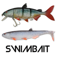 Swimbait - A Fisherman's Tale