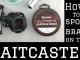 How to spool braid onto a baitcaster
