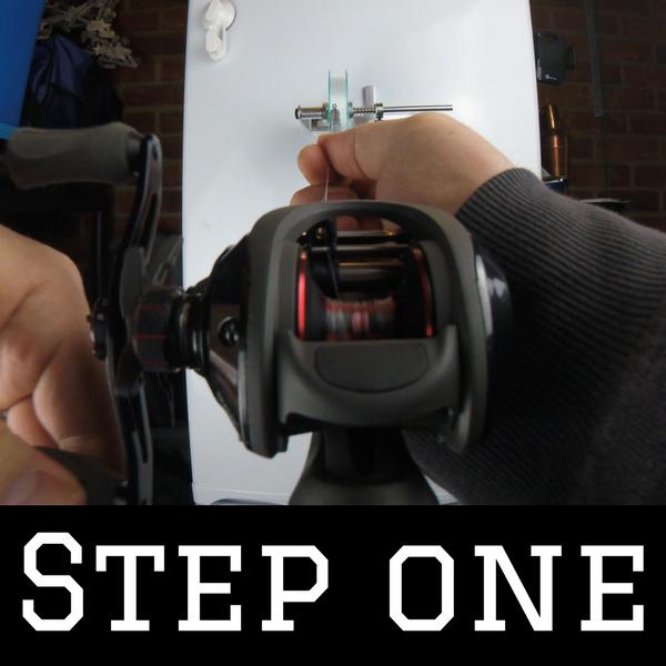 Step one - mono backing