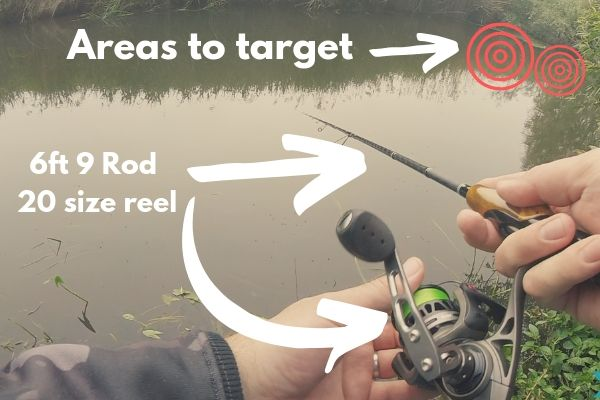 What to use when chub fishing with crank baits