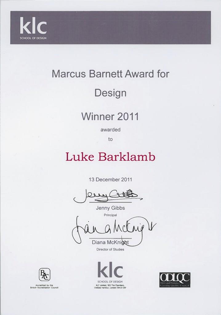 klc award