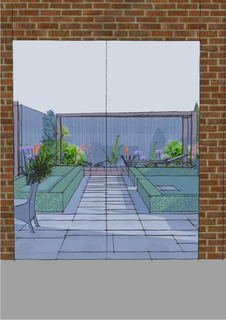 patio view b