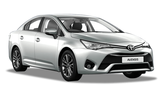 silver toyota avensis - we can make and program keys for all models of toyota
