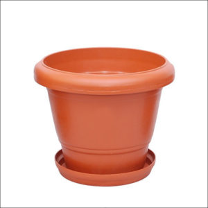 Yoidentity Pot (Terracotta)