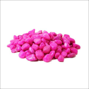 Yoidentity Aquarium Pebbles Pink