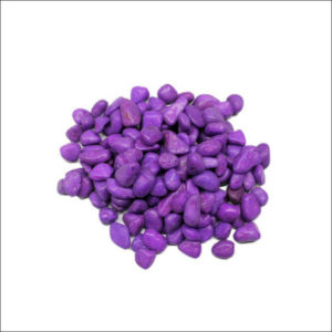 Yoidentity Aquarium Pebbles Purple